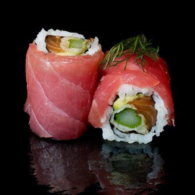 Lachs Spargel Avocado - Thunfisch