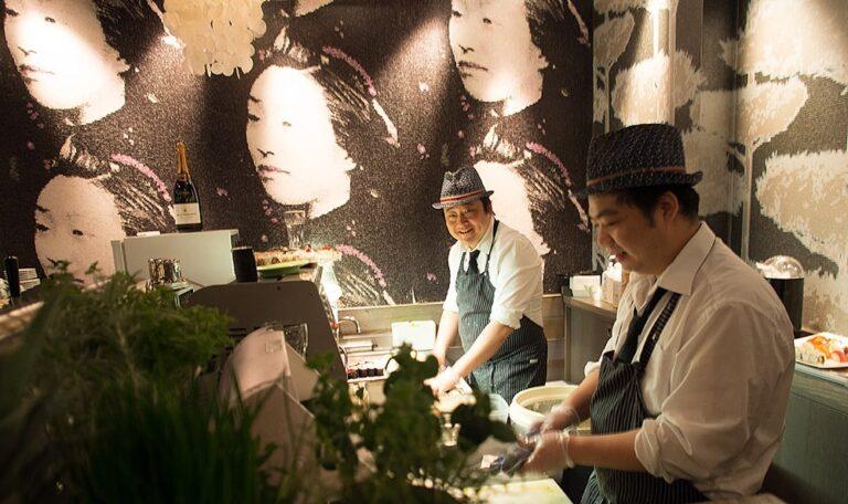 Fujikaiten Menüs und Eindrücke 1