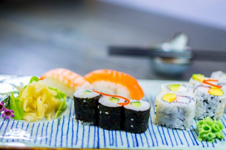 Fujikaiten Menüs und Eindrücke 9