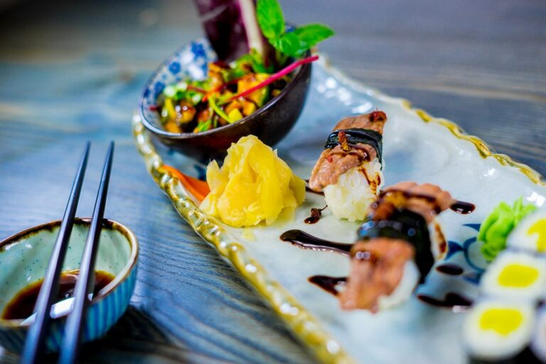 Fujikaiten Menüs und Eindrücke 6