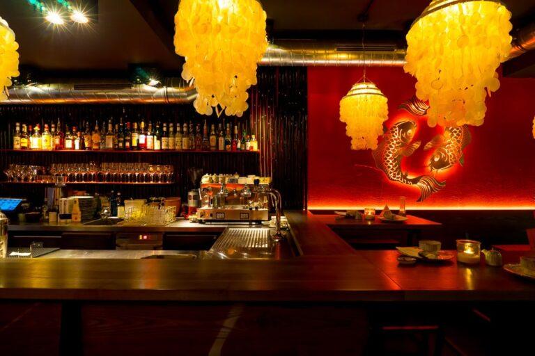 Fujikaiten Menüs und Eindrücke